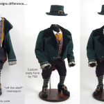Leprechaun Movie Costume Custom Mannequin