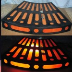 custom lighted display bases for Star Wars figures