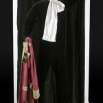 Custom Mannequin Invisible Man Movie Costume Statue