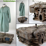Pan's Labyrinth Ofelia Costume Themed Display