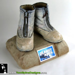 Escape from the Planet of the Apes Movie Prop Boots