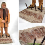 Planet of the Apes Costume Display Mannequin