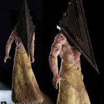 Silent Hill Pyramid Head Costume Custom Mannequin