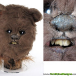 Star Wars Ewok Movie Mask Restoration