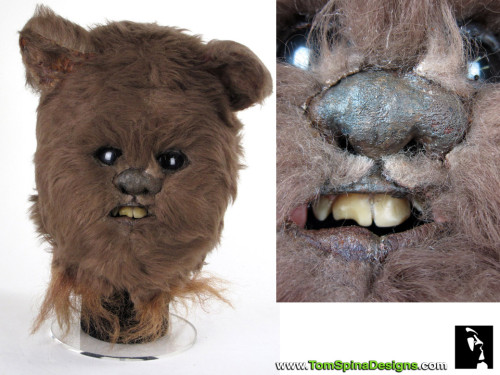 Star Wars Ewok Movie Mask