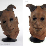 Star Wars Devil Cantina Alien Mask Preservation