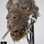 star wars the empire strikes back tauntaun prop during conservation