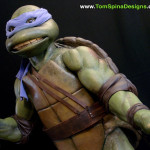 Teenage Mutant Ninja Turtles Costume Restoration and Display