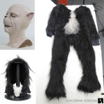 Mike Myers Cat in the Hat movie costume