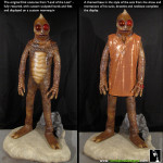 Enik Land of the Lost Costume Restoration Custom Mannequin Display