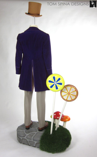 Gene Wilder costume from the Chocolate Factory 1971