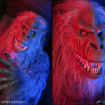 Creepshow Fluffy Costume Restoration and Display