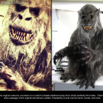 Creepshow Fluffy movie costume conservation