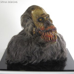 Creepshow Fluffy Puppet Conservation