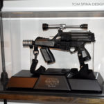 display cases for movie props