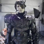 Star Trek Borg costume, screen used wardrobe