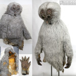 Star Wars Muftak movie costume conservation
