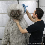 tar Wars Muftak movie costume conservation