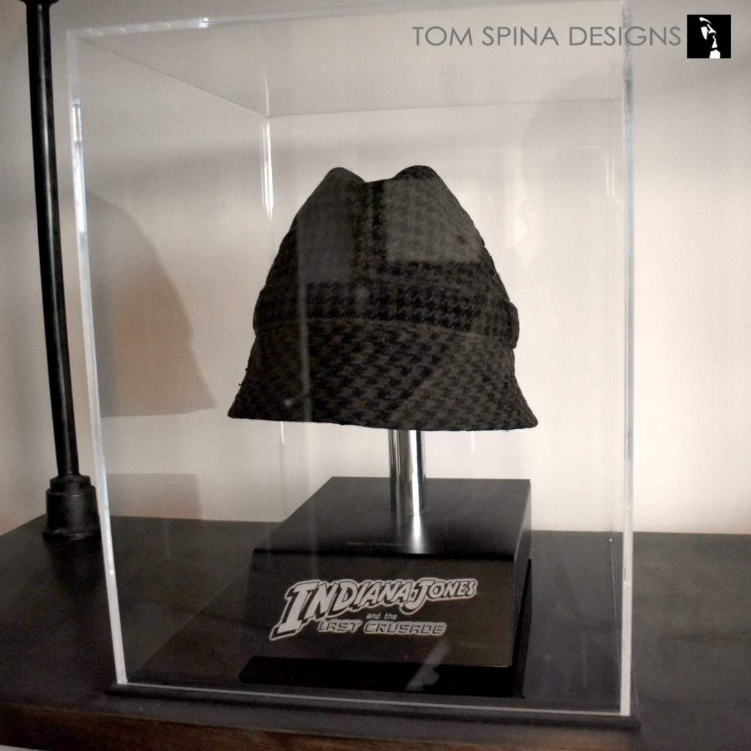 Custom Acrylic Display Cases for Sale - Tom Spina Designs » Tom ...