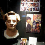 Mrs. Doubtfire Makeup in museum display