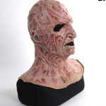 Freddy Krueger prop mask bust lifesized NOES movie prop