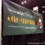 Boba fett helmet charity project