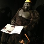 ghostbusters gorilla television prop