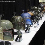 boba fett helmet charity art auction