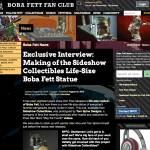 Interview with The Boba Fett Fan Club