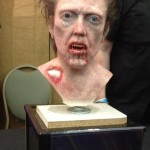 Christopher walken zombie bust Walking dead
