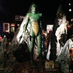 life size Creature from the Black Lagoon