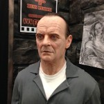 Anthony Hopkins custom tribute sculpture