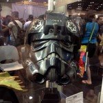 TIE fighter pilot helmet costume prop