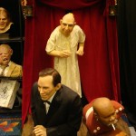 Tod Browning Freaks realistic sculpture One of us