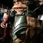 Gremlins inspired life size costume