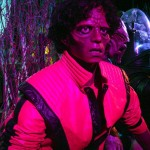 MJ Thriller music video zombie special effects makeup