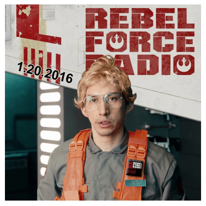Rebel Force Radio Interview: SNL skit and More