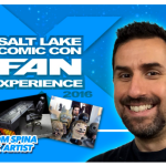 tom spina salt lake comic con guest