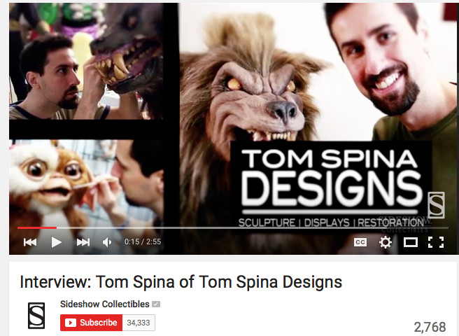 interview with Tom Spina