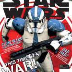 Star Wars Insider Magazine Article about our Aliens for Volkswagen Commercial