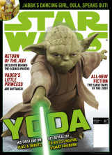 Star Wars fan magian article