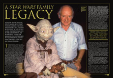 Star wars Yoda creator special effects artist
