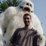 Star Wars Wampa custom created sculpture