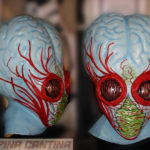 Super fun Metaluna Mutant Mask from Don Post (it's BIG!!)