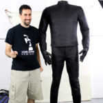extra tall mannequin costume display