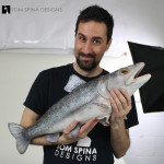 Sammy the Salmon Puppet – Late Show with Stephen Colbert