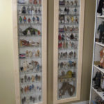 Vintage Star Wars figures... nearly all saved from my childhood (where it all began!)