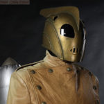 screen used Rocketeer costume with production pack and helmet made by the film's crew.