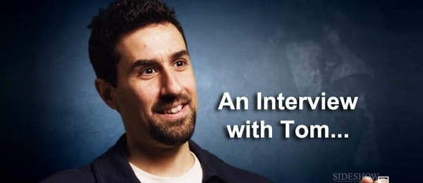 video interview with Tom Spina