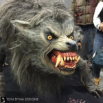 Magee FX booth at monsterpalooza trade show